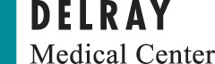 Delray Medical Center Footer Logo
